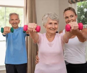 ćwiczenia dla seniora